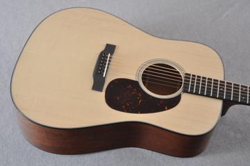 Martin 18 Style Custom Dreadnought Guitar Adirondack #2276231 - Top Angle