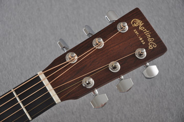 Martin Custom Shop GPCPA4 Adirondack Sunburst Fishman F1 Analog #2193583 - Headstock