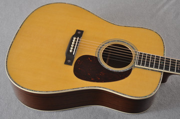 Martin D-42 For Sale - Acoustic Guitar - Dreadnought - #2264225 - Top Angle