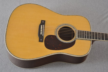 Martin D-42 For Sale - Acoustic Guitar - Dreadnought - #2264225 - Top