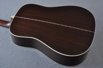 Martin Custom Shop D-28 Adirondack Acoustic Guitar #2202946 - Back