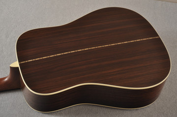 Martin Custom Dreadnought Style-28 Adirondack Vintage Sunburst #2260964 - Back