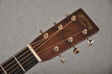 Martin Custom HD Style 28 Adi GE Wild Indian Rosewood #2305144 - Headstock
