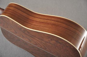 Martin Custom HD Style 28 Adi GE Wild Indian Rosewood #2305144 - Side