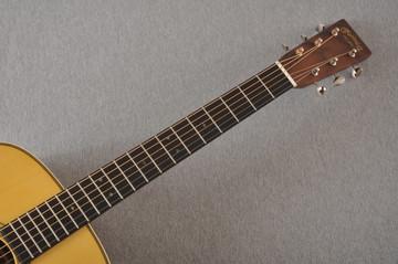 Martin Custom HD Style 28 Adi GE Wild Indian Rosewood #2305144 - Neck