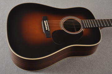 Martin Custom HD Dreadnought 28 Adirondack Sunburst #2281907 - Beauty