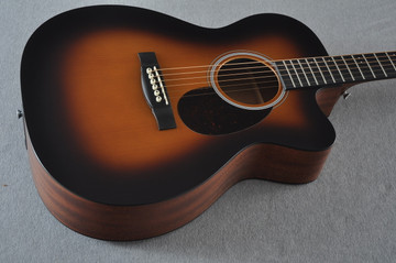 Martin Custom Shop OMCPA4 Adirondack 1935 Sunburst Fishman VT Enhance #2193589 - Beauty