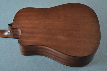 Martin Custom Shop DCPA4 Adirondack 1935 Sunburst Fishman F1 Analog #2193588 - Back
