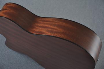 Martin Custom Shop OMCPA4 Adirondack Fishman F1 Analog #2193590 - Side