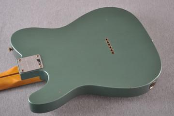 Fender Custom Shop 1956 Telecaster Relic Sherwood Green NAMM - View 6