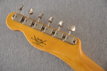 Fender Custom Shop 1956 Telecaster Relic Sherwood Green NAMM - View 5