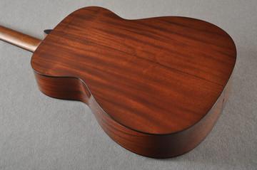 Martin Custom 0000 Style 18 Adirondack Sinker Mahogany #2264266 - Back Angle