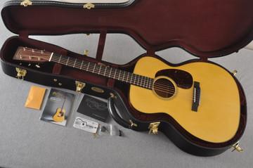 Martin Custom 0000 Style 18 Adirondack Sinker Mahogany #2264266 - Case