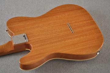 Fender Custom Shop Telecaster Flame Maple P90 Very Light 6.8 lbs - View 7