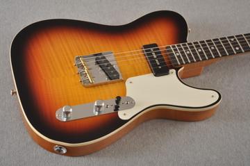 Fender Custom Shop Telecaster Flame Maple P90 Very Light 6.8 lbs