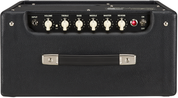 Fender Blues Junior Amp - 15 Watt Tube Amplifier - Blues Jr IV - View 2