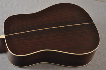 Martin 28 Style Custom Dreadnought Adirondack Sunburst #2278814 - Back