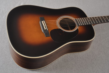 Martin 28 Style Custom Dreadnought Adirondack Sunburst #2278814 - Beauty