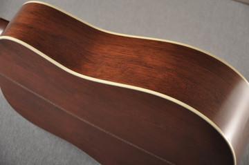 Martin D-28 Authentic 1937 VTS Dreadnought Guitar #2332789 - Side