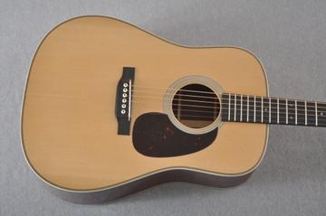 Martin D-28 Authentic 1937 VTS Dreadnought Guitar #2332789 - Top