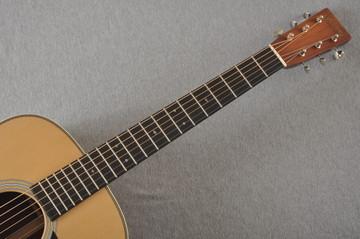 Martin D-28 Authentic 1937 VTS Dreadnought Guitar #2332789 - Neck