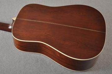 Martin D-28 Authentic 1937 VTS Dreadnought Guitar #2332789 - Back