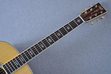 Martin J-40 (2018) Standard Acoustic Guitar #2227279 - Neck