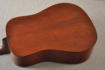 Martin Custom Dread Style 18 GE Adi Sinker Mahogany EVO #2305130 - Back