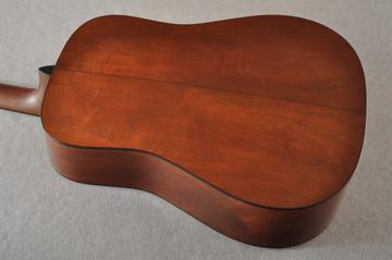 Martin Custom Dread Style 18 GE Adi Sinker Mahogany EVO #2305130 - Back Side Angle