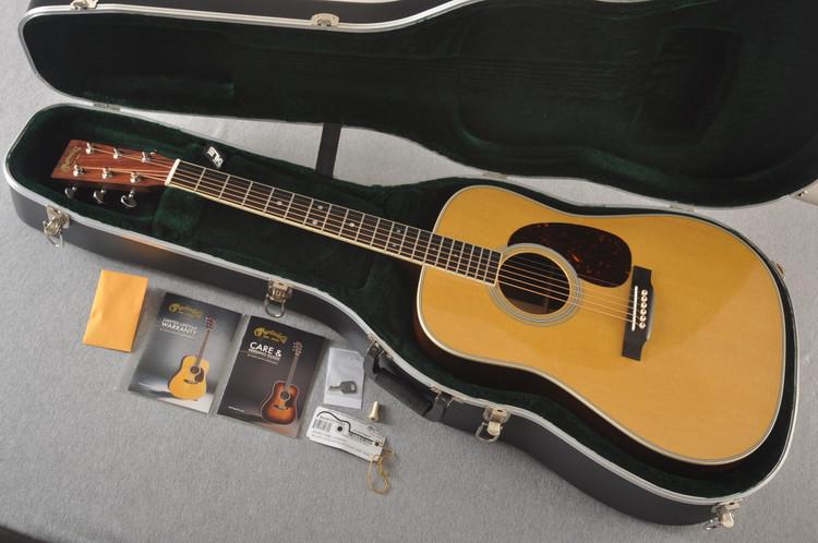 Martin D-35 For Sale Dreadnought Acoustic Guitar #2276863 - Case