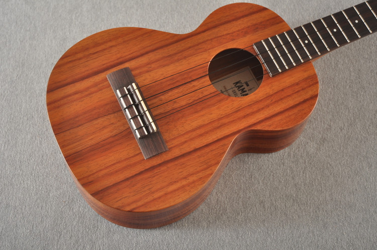 Kamaka Long Neck Tenor Ukulele HF-3L - Hawaiian Koa - 191240