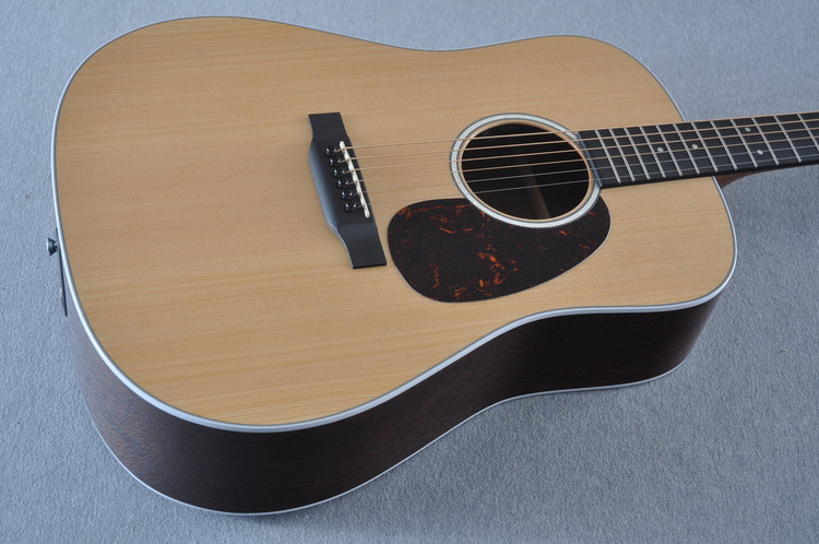 Martin Road Series - Acoustic Electric Guitar D-13E - 2254899
