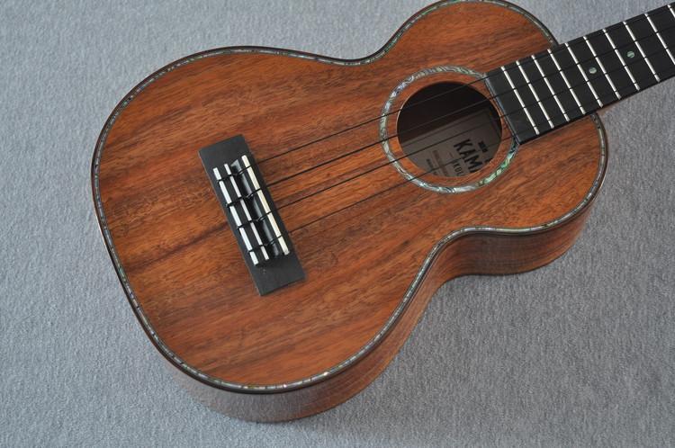 Kamaka Concert Deluxe Ukulele HF-2 D2i - Solid Koa - Slotted Head - 170362