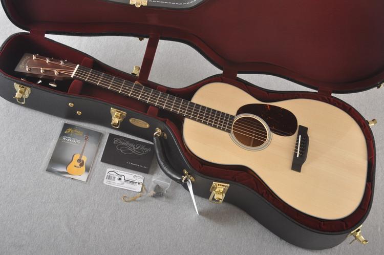 Martin Custom 12 Fret 000 Style 18 Adirondack #2276259 - Case