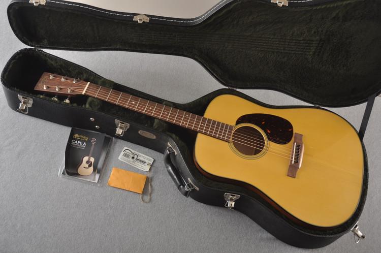 Martin Model America 1 Acoustic Guitar #2120209 - Case