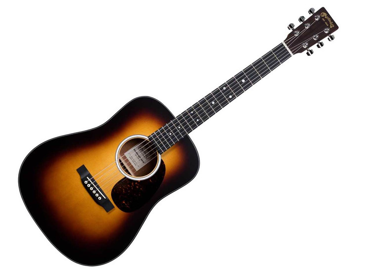 Kids Beginner Acoustic Guitar - Martin Dreadnought Junior - Burst