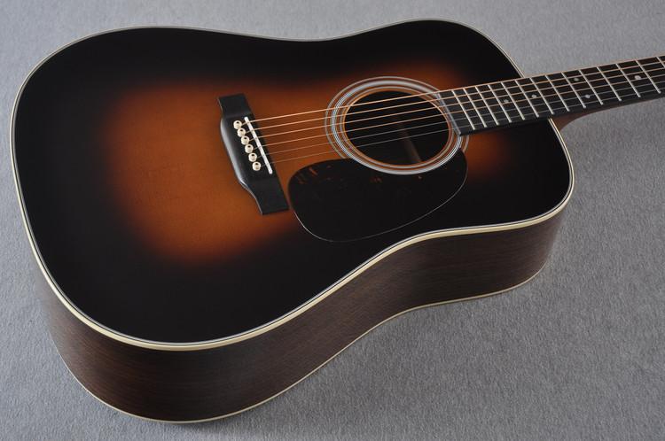 Martin D-28 Sunburst Standard Dreadnought Guitar #2227216 - View 2