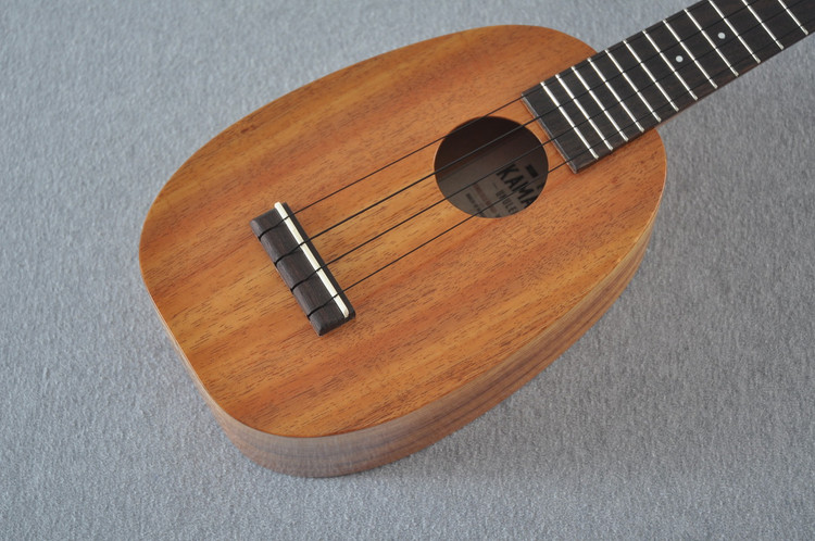 Kamaka Long Neck Pineapple Ukulele HP-1L - New 2018 - Made in Hawaii - 180704