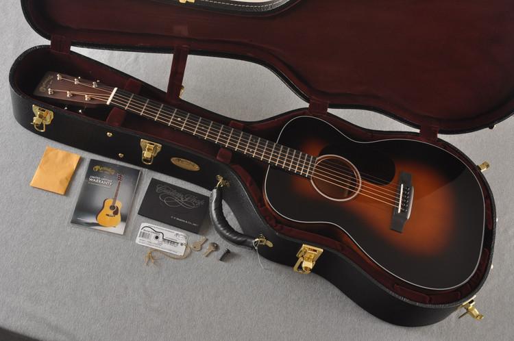 Martin Custom 00 Style 18 Adirondack Sunburst Acoustic #2260975 - Case