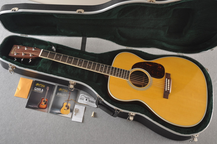 Martin M-36 - 0000 Acoustic Guitar #2276899 - Case