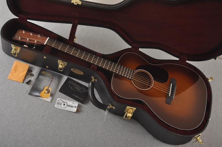 Martin Custom 00 Style 18 Adirondack Spruce Ambertone Acoustic #2260971 - Case