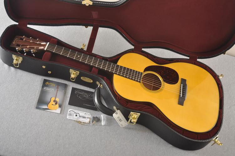 Martin Custom 000 Style 18 12 Fret Adirondack Guitar #2264267 - Case