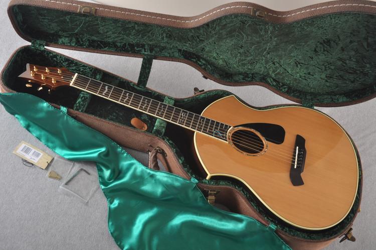 Parker PA28 Acoustic Guitar with Original Case - Case