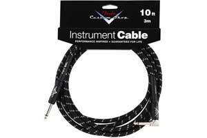 Free Fender Custom Shop Cable with Amp Purchase