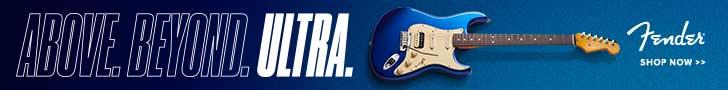 Fender American Ultra Guitar & Bass Sale
