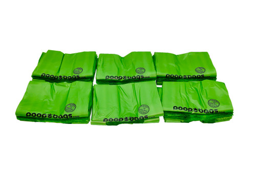 The Original Poop Bags® Handle Tie Bundle (USDA Biobased)