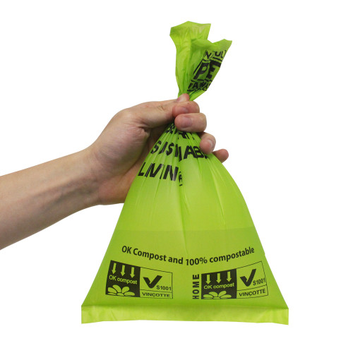 Natural Pet Partners® BE A PART OF SUSTAINABLE LIVING® Compostable Commercial Poop Bags