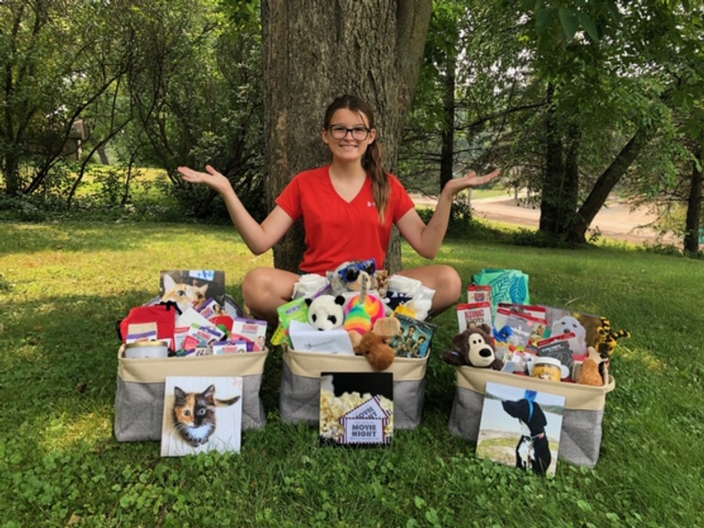 12-Year-Old Takes Action in Helping Animals and Fighting Abuse