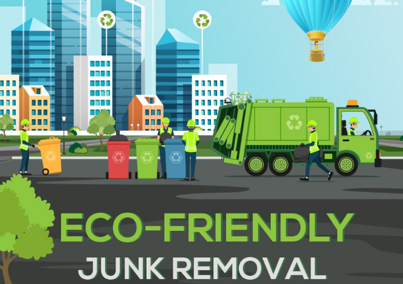 Eco-Friendly Junk Removal