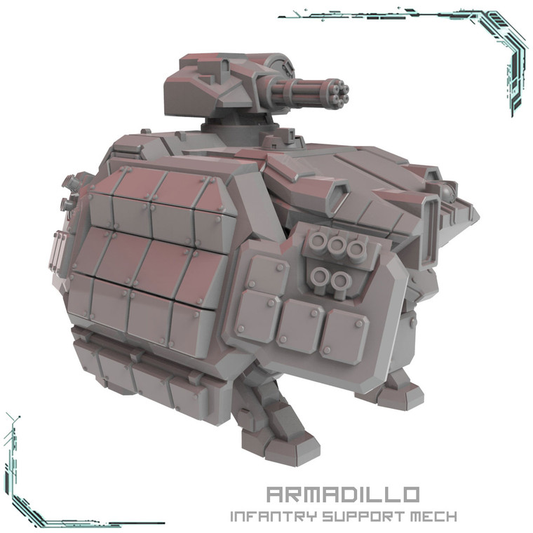 Armadillo Support Mech